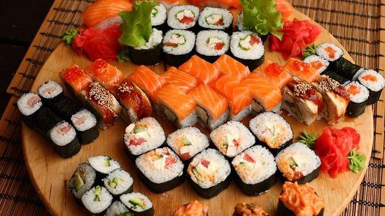 суши рецепт в домашних условиях
