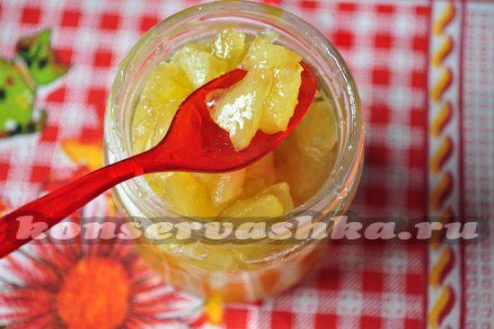 рецепт яблочного варенья