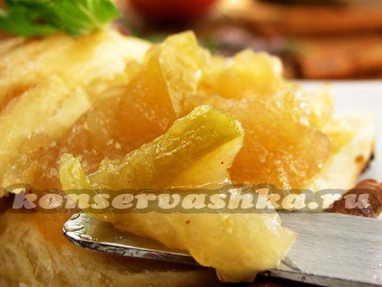 рецепт яблочного варенья с апельсинами