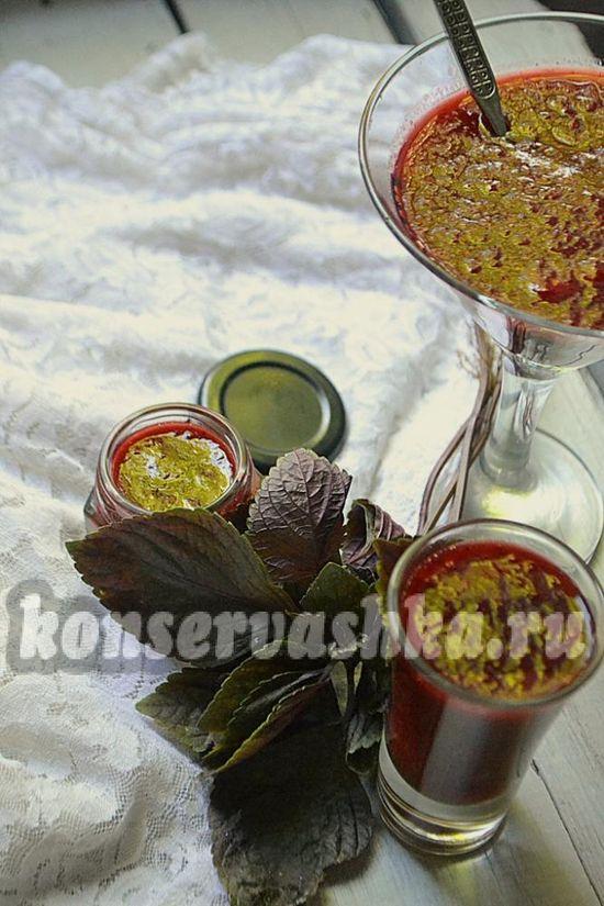 Конфитюр из клубники, рецепт на зиму пошагово