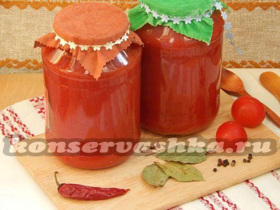 рецепт томатного сока в мультиварке