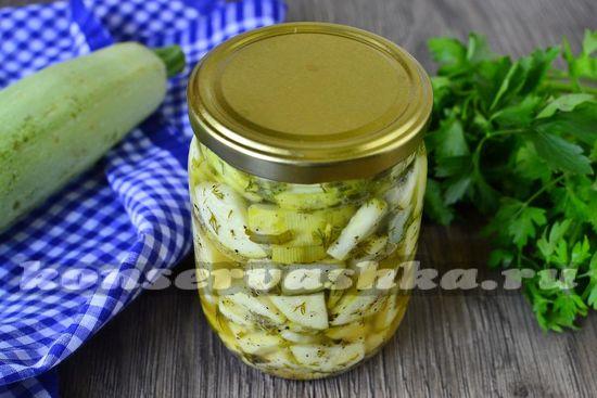 рецепт консервированных кабачков как грибы