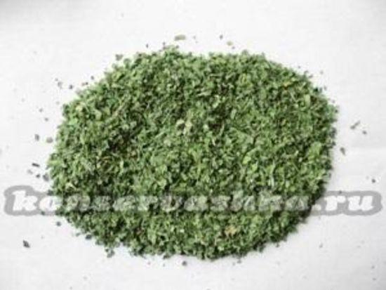Сушка зеленого лука на зиму