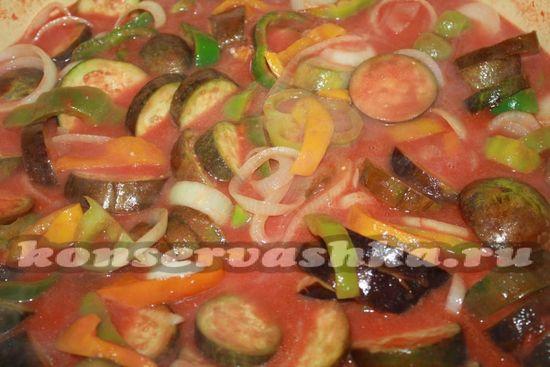 добавить в салат уксус