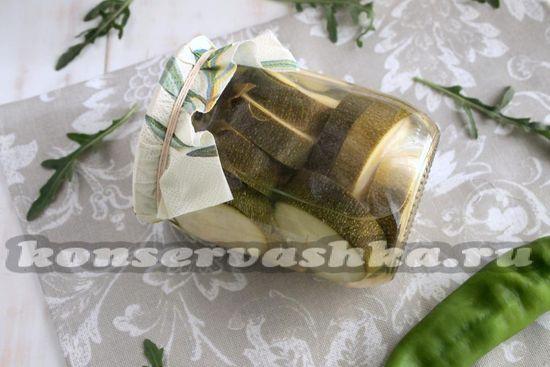 рецепт кабачок с пеперони