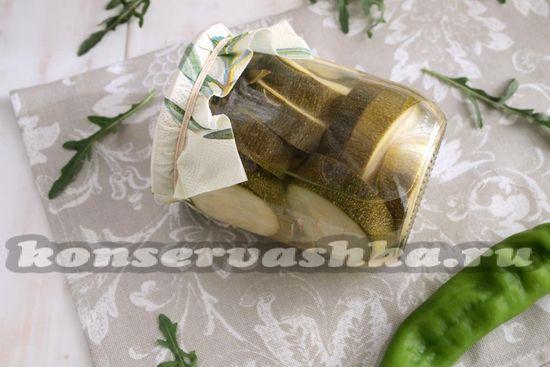 Острые кабачки на зиму, рецепт с фото