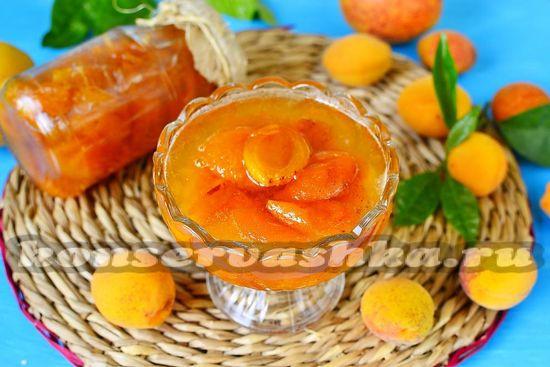 рецепт варенья из абрикос от бабушки