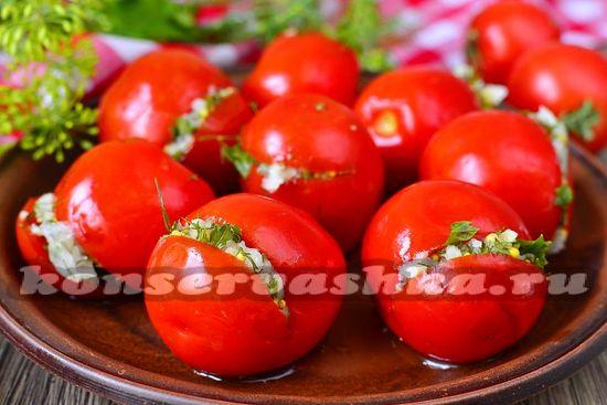 рецепт маринованных помидор по-армянски