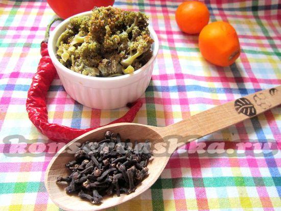 рецепт маринованной закусочной капусты