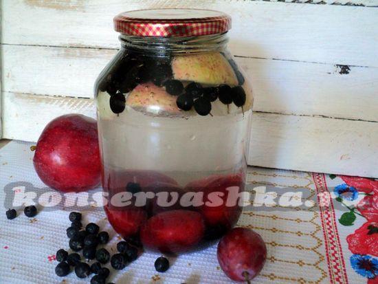 заливайте ягоды