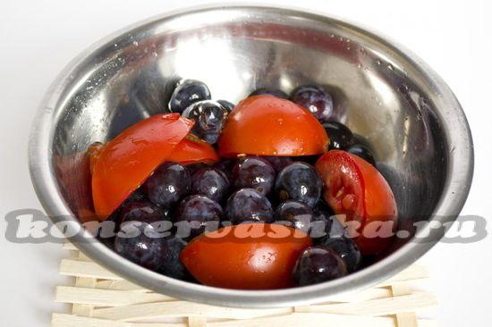 Овощи и фрукты проварить