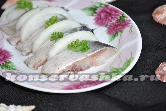 готовая рыбка