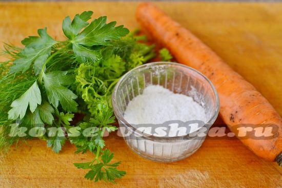 Как солить морковь на зиму в банках