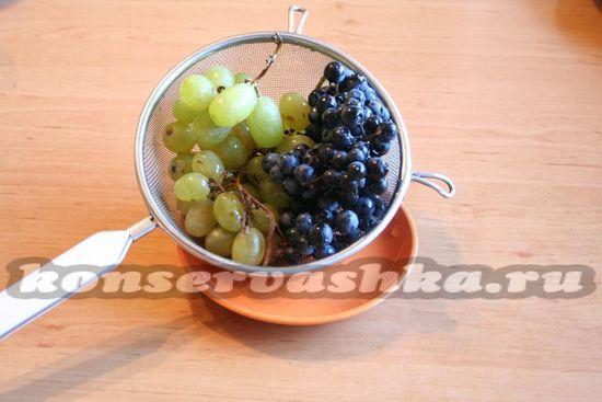 моем виноград