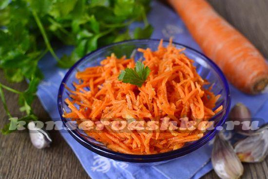 Морковь по корейский рецепт настоящий рецепт
