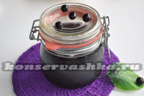 Компот из черной смородины на зиму, рецепт с фото