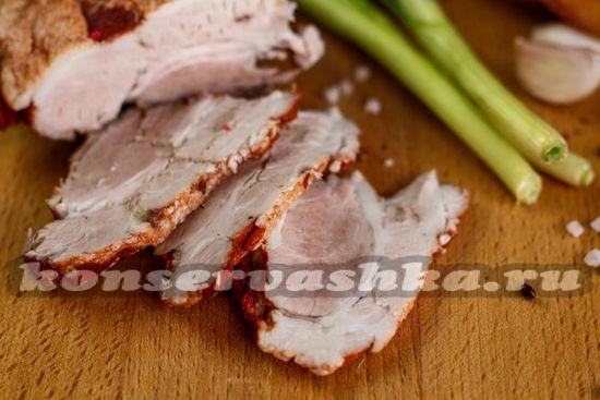 Грудинка в луковой шелухе: пошаговый рецепт