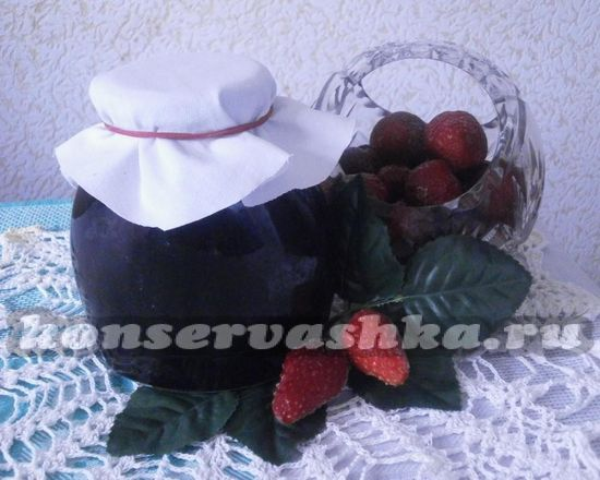 Варенье из клубники на зиму: рецепт с фото