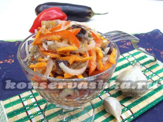 Маринованные овощи быстрого приготовления