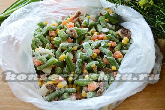 овощная смесь для лобио