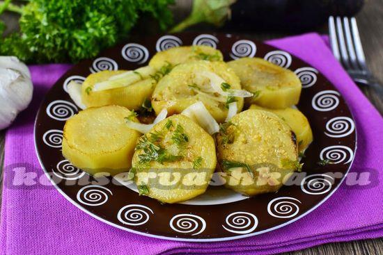 рецепт баклажан как грибов