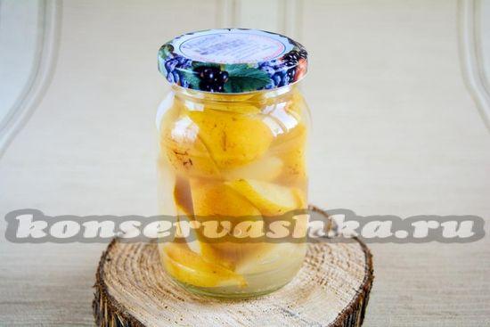 Варенье из груши с имбирем на зиму: простой рецепт с фото