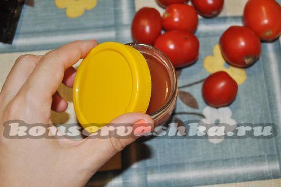 Домашний томатный сок на зиму: простой рецепт с фото