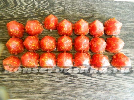 Использовать их вместо томатной пасты
