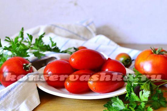 рецепт квашеных бочковых помидор