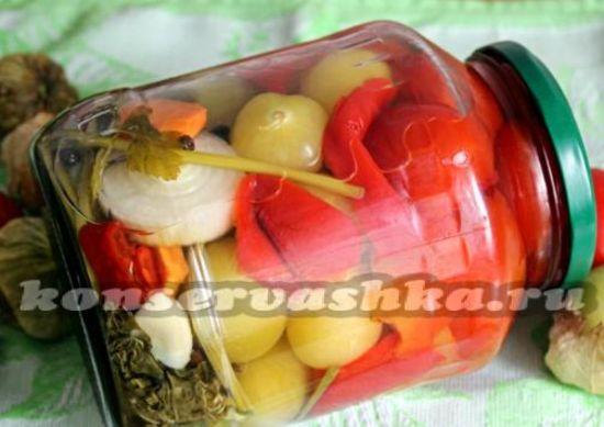 Физалис овощной: рецепты приготовления на зиму
