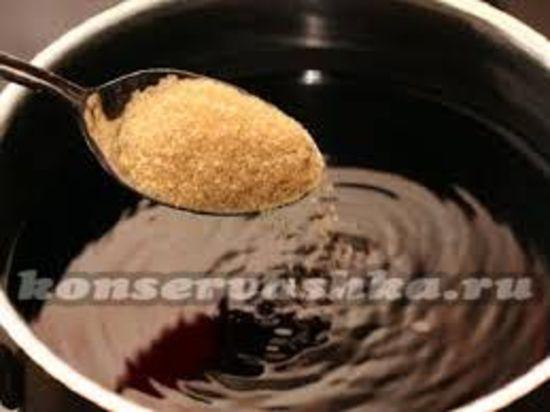 добавление в вино сахар
