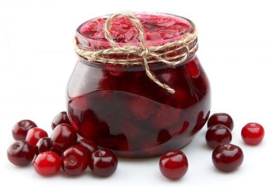 Варенье из черешни с косточками на зиму, вкусные рецепты с фото