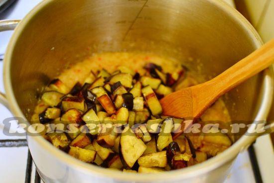 Баклажаны на зиму: лучшие рецепты с фото пошагово