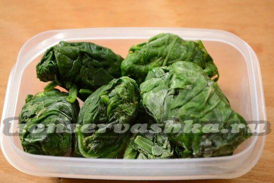 Как заморозить шпинат на зиму в домашних условиях: рецепты