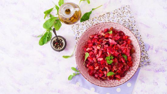 Салаты из свеклы на зиму: самые вкусные рецепты с фото