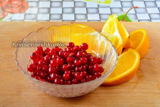 Почистить фрукты