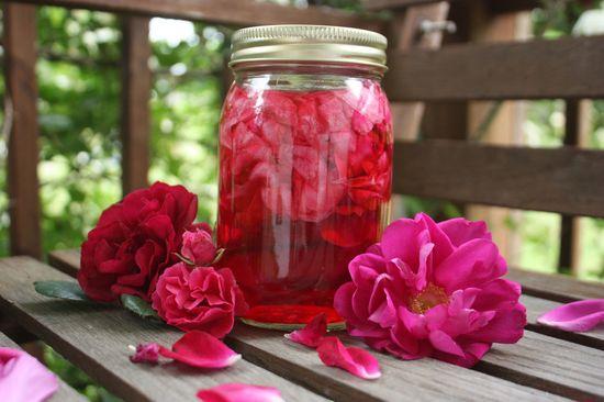 Как сварить варенье из лепестков роз