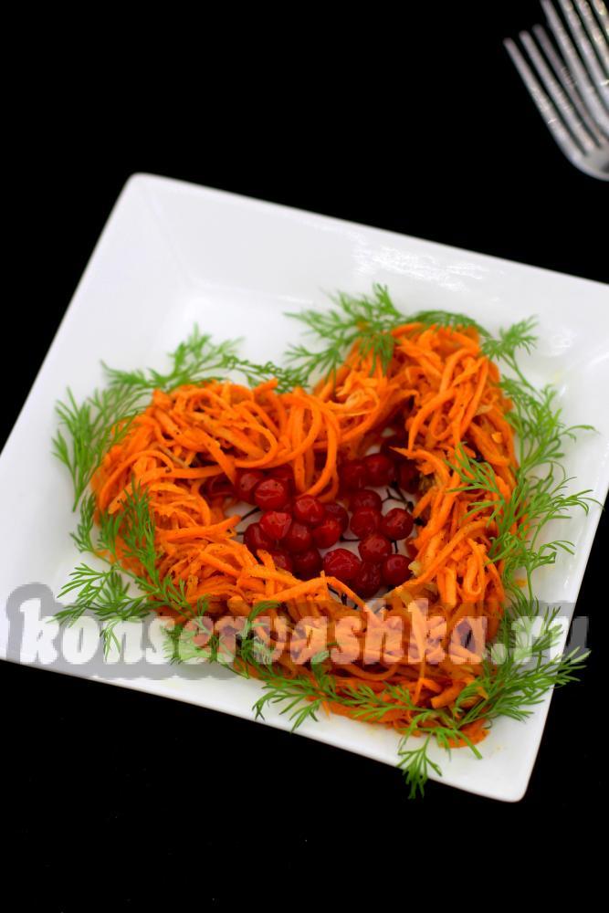 Морковка по корейски рецепт на зиму