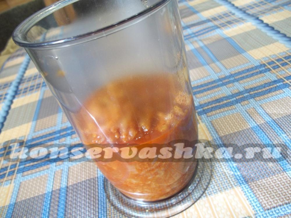 простой рецепт приготовления кабачковой икры на зиму в домашних условиях