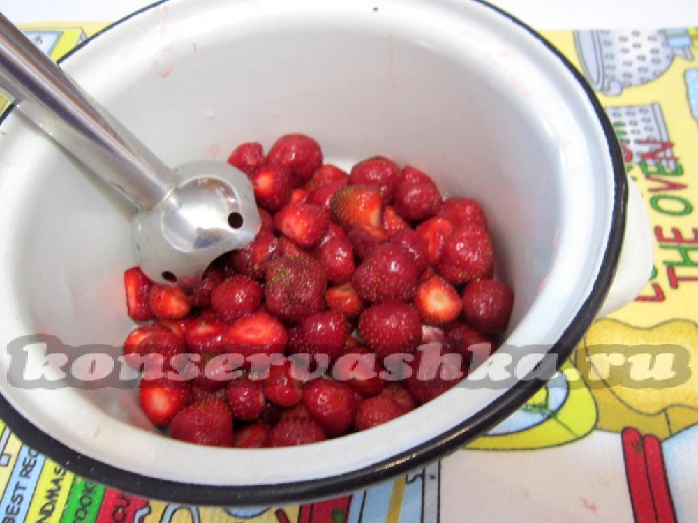 Рецепты клубники с агар-агаром