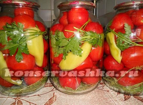 Рецепт салат язык с помидорами и огурцами