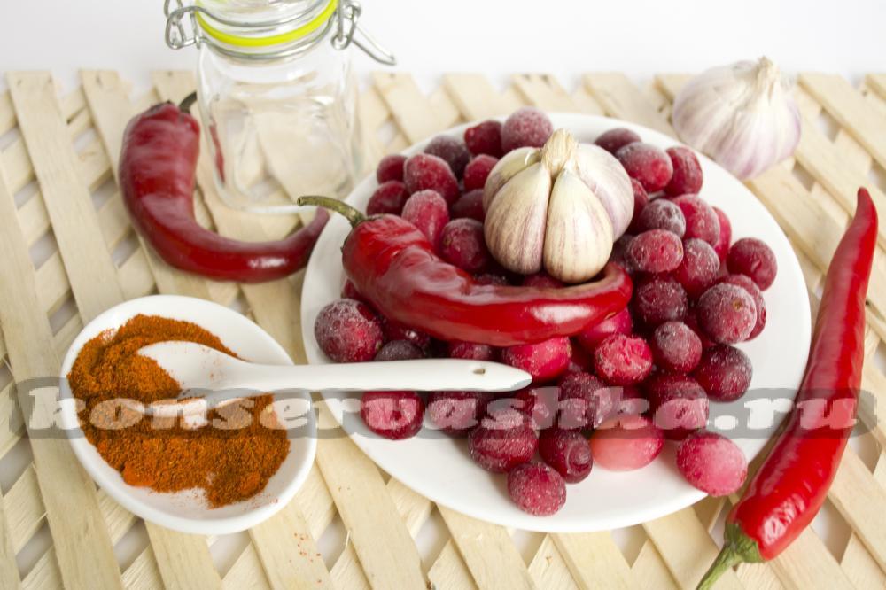 рецепт приготовления соуса чили