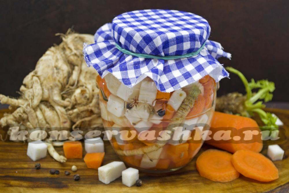 овощная приправа для супа на зиму рецепты