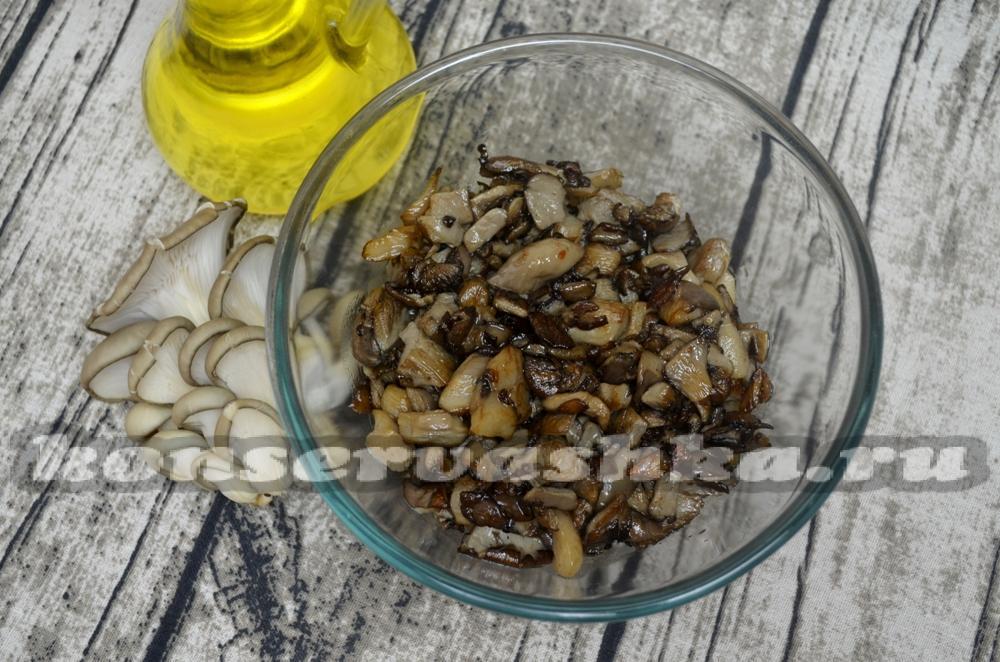 Как сделать грибную икру из сушеных грибов