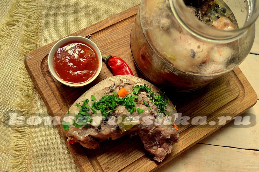 сало соленое в банке рецепт с фото