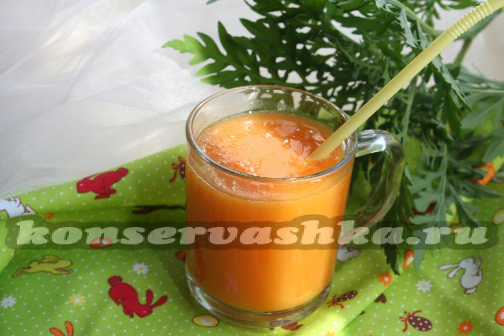 Абрикосовый сок в домашних условиях рецепт 891