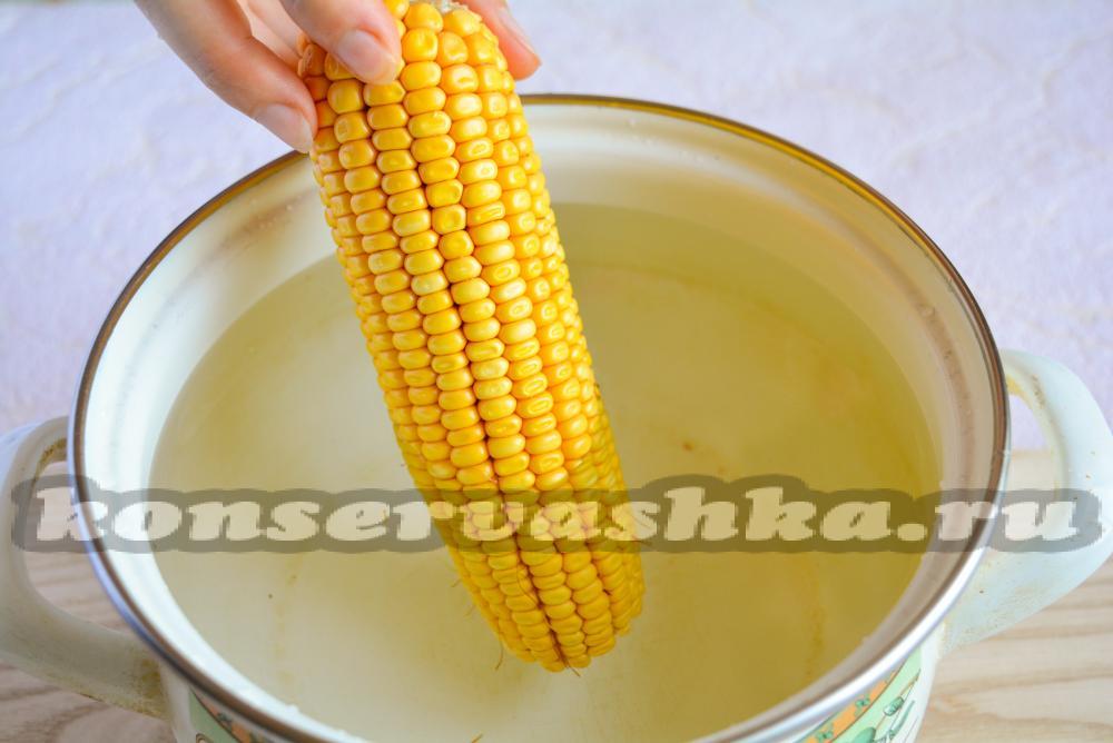Как закрыть кукуруза в домашних условиях 146