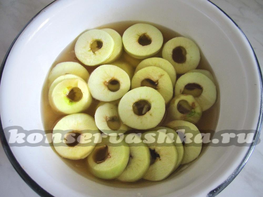 Как из яблок сделать сухофрукты 190