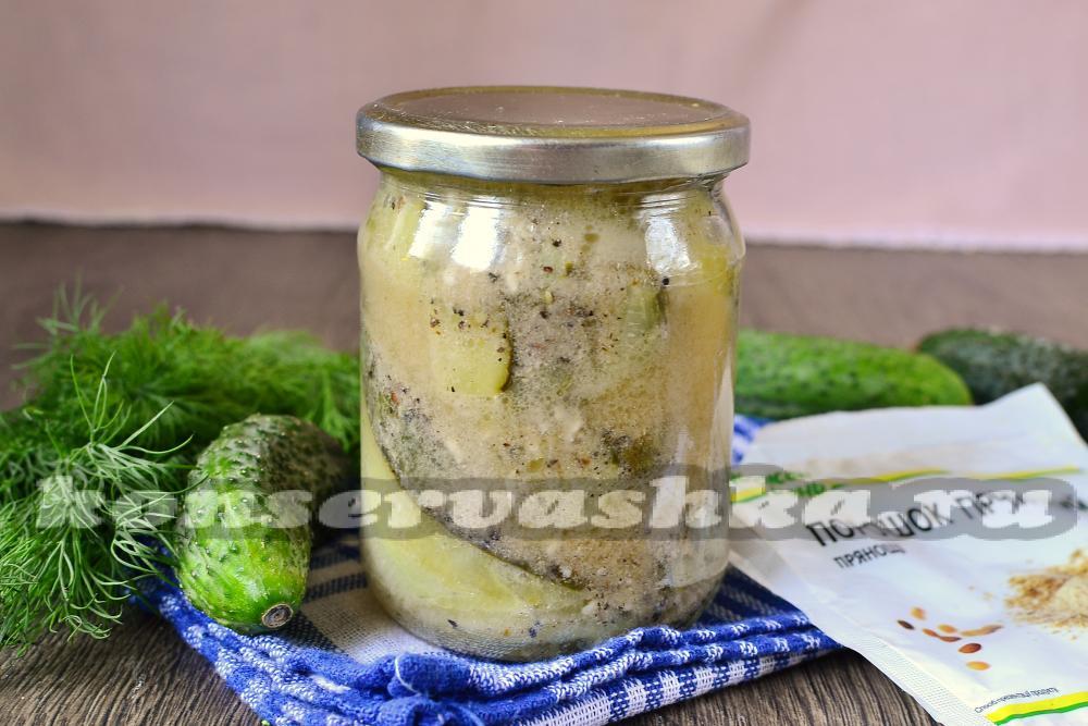 Огурцы в собственном соку на зиму рецепты отзывы