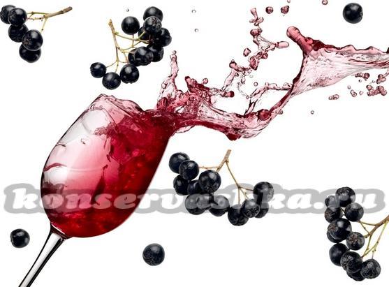 Как вино из черноплодной рябины сделать вино